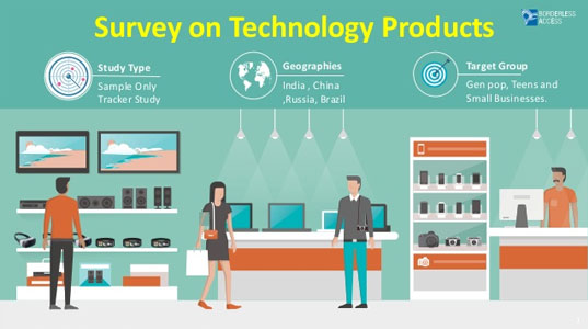 Survey on Technology Products
