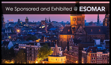 This is your opportunity to speak at the only truly global data and insights summit – the 72nd ESOMAR Congress - where innovation, creativity and insights collide.