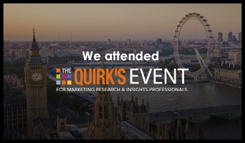 The Quirks Events are around the corner, with the first exhibition taking place in London on 12th-13th February.