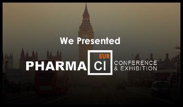 Pharma CI, Europe 2021