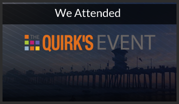 The Quirk's Event 2017