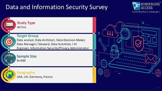 Information security survey from decision makers