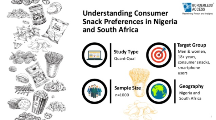 Consumer Snack Preferences in Nigeria and South Africa
