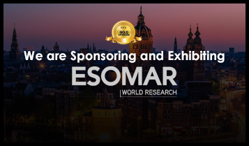 This is your opportunity to participate in the only truly global data and insights summit – the 73rd ESOMAR Congress