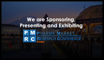 We are Sponsoring, Presenting and Exhibiting  at PMRC EU 2020
