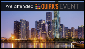 Borderless Access attending Quirk Event