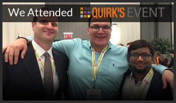 The Quirk's Event 2016