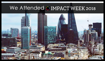 We have attended IMPACT 2018