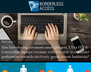 Has introducing advanced smart gadgets, Ultra HD & convertible laptops resonate with the shift in consumer preferences towards electronic goods across Indonesia?