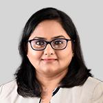Bela Shah – Head of Finance