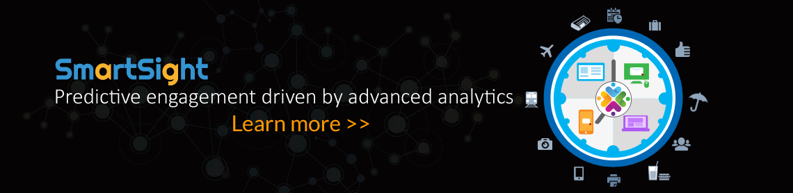 Predictive engagement driven by advanced analytics