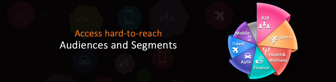 Access Hard-to-Reach Audiences and Segments